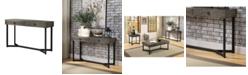 Furniture of America Yurman 2 Drawer Sofa Table