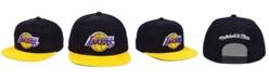 Mitchell & Ness Los Angeles Lakers 2 Tone Classic Snapback Cap