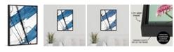 "GreatBigCanvas  'Adaptation I' Framed Canvas Wall Art, 18"" x 24"""