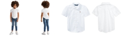 Polo Ralph Lauren Toddler Girls Solid Oxford Top