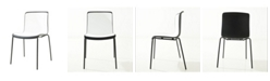 Home Accessories Enrik Indoor Dining Chairs Set of 2
