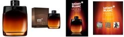 Montblanc Men's Legend Night Eau de Parfum Spray, 3.3 oz.