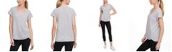 Calvin Klein Rolled-Cuff T-Shirt