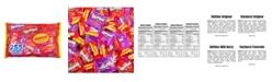 Wrigley's Skittles Starburst Fun-Size Variety Pack, 255 Pieces, 104.4 oz