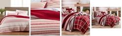 Martha Stewart Collection Holiday Yarn-Dye Twin/Twin XL Quilt