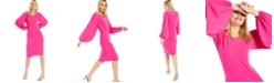 INC International Concepts INC Raglan-Sleeve Knit Dress, Created for Macy's
