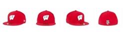 New Era Wisconsin Badgers 59FIFTY Cap