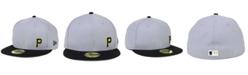 New Era Pittsburgh Pirates Smalls 59FIFTY Cap