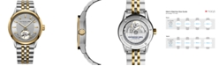 Raymond Weil Men's Swiss Automatic Freelancer Two-Tone PVD Stainless Steel Bracelet Watch 42mm