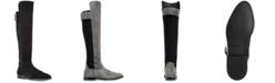 Calvin Klein Women's Priya Wide Calf Over-The-Knee Boots