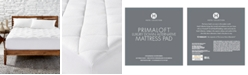 Hotel Collection CLOSEOUT! Primaloft Quilted Queen Mattress Pad, Created for Macy's