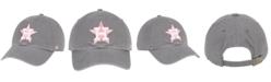 '47 Brand Houston Astros Dark Gray Pink CLEAN UP Cap
