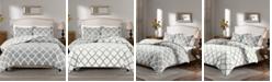 Sleep Philosophy Peyton Reversible 3-Pc. Full/Queen Comforter Set