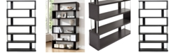 Furniture Aurel Modern Bookcase