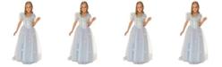 BuySeasons Blue Ice Princess Little and Big Girls Costume