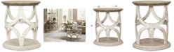 Furniture Hadley Round Side Table