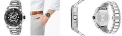 Gucci Men's Swiss Diver Stainless Steel Bracelet Watch 45mm