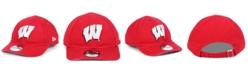 New Era Toddlers' Wisconsin Badgers Junior 9TWENTY Cap