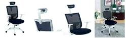 Furniture of America Ari Contemporary Mesh Office Chair