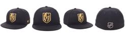 Authentic NHL Headwear Vegas Golden Knights NHL Basic Fan Fitted Cap