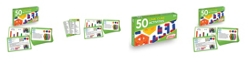 Junior Learning 50 Link Cube Activities Learning Set