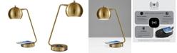 Adesso Emerson Wireless Charging LED Desk Lamp