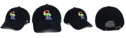 '47 Brand Colorado Rockies Pride CLEAN UP Strapback Cap