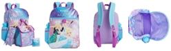 Bioworld Little & Big Girls 5-Pc. Frozen Princesses Backpack & Lunch Kit Set