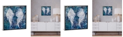"""iCanvas Traveling Companion by Julian Spencer Gallery-Wrapped Canvas Print - 18"""" x 18"""" x 0.75"""""""
