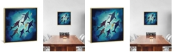 """iCanvas Light Above by Spacefrog Designs Gallery-Wrapped Canvas Print - 26"""" x 26"""" x 0.75"""""""
