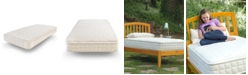 Naturepedic Organic Verse Full Mattress, 100% Organic Certified - Safe and Healthy - Comfort without Chemicals