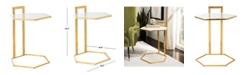 Safavieh Mirasol Hexagon Side Table