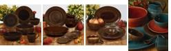 Certified International Aztec Brown Dinnerware Collection