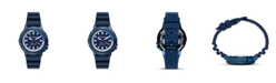 Columbia Men's Peak Patrol Blue Silicone Strap Watch 42mm