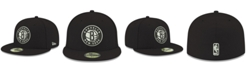 New Era Brooklyn Nets Basic 59FIFTY Fitted Cap