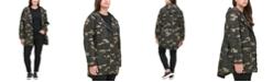 Levi's Trendy Plus Size Printed Cotton Parka Jacket