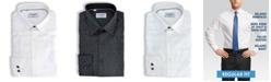 DUCHAMP LONDON Paisley Jacquard Dress Shirt