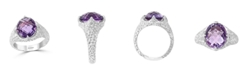 EFFY Collection EFFY® Amethyst (4-5/8 ct. t.w.) Ring in Sterling Silver