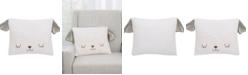 NoJo Lamb Shaped Decorative Pillow