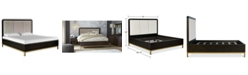 Hotel Collection Derwick King Bed, Created for Macy's