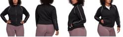 adidas Plus Size Track Jacket