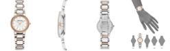 Anne Klein Women's Two-Tone Bracelet Watch 28mm