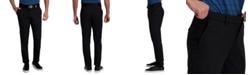 Haggar Cool Right Performance Flex Slim Fit Flat Front Pant