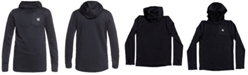 Quiksilver Quicksilver Big Boys Steep Point Youth Long Sleeve Hooded Fleece