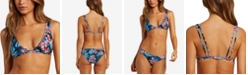 Volcom Juniors' Printed Bikini Top