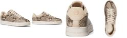 Michael Kors Women's Keating Lace-Up Sneakers