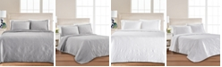 Martha Stewart Collection Floral Matelasse 100% Cotton Queen Bedspread, Created for Macy's