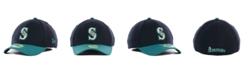 New Era Seattle Mariners Team Classic 39THIRTY Kids' Cap or Toddlers' Cap