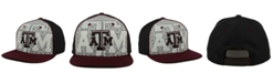 Top of the World Texas A&M Aggies Reflector Snapback Cap