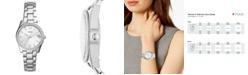 Fossil Women's Scarlette Stainless Steel Bracelet Watch 32mm